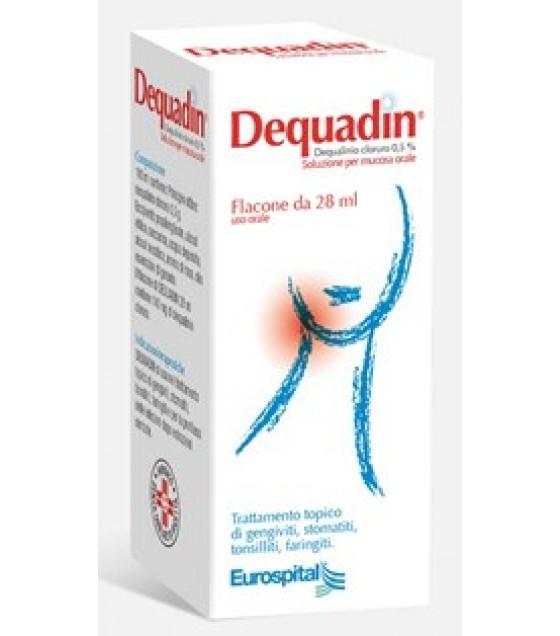 Dequadin*solxmucosa Os 28ml