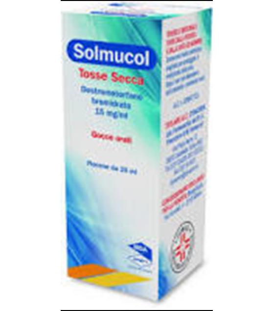 Solmucol Tosse Secca*20ml