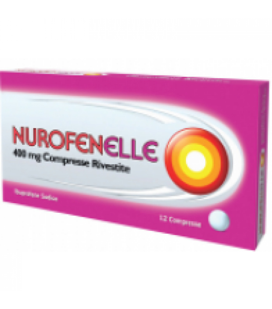 Nurofenelle*12cpr Riv 400mg
