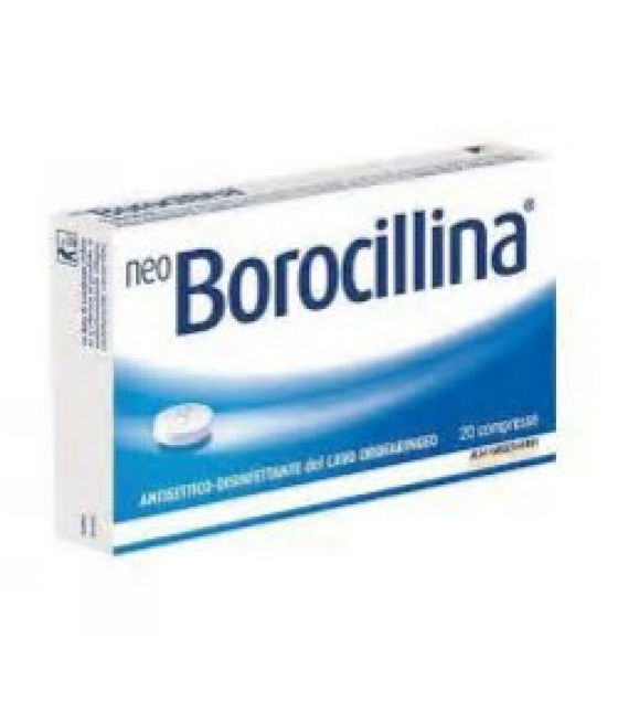 Neoborocillina*20past 1,2+20mg