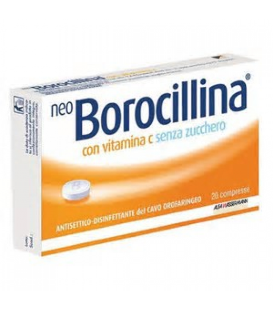 Neoborocillina C*20past S/z