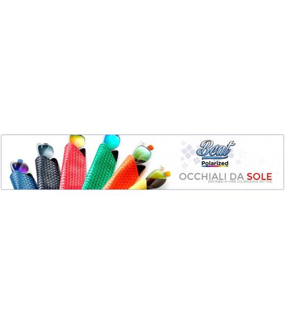 OCHIALI DA SOLE Beat 7200 Darkbl/light Blue P