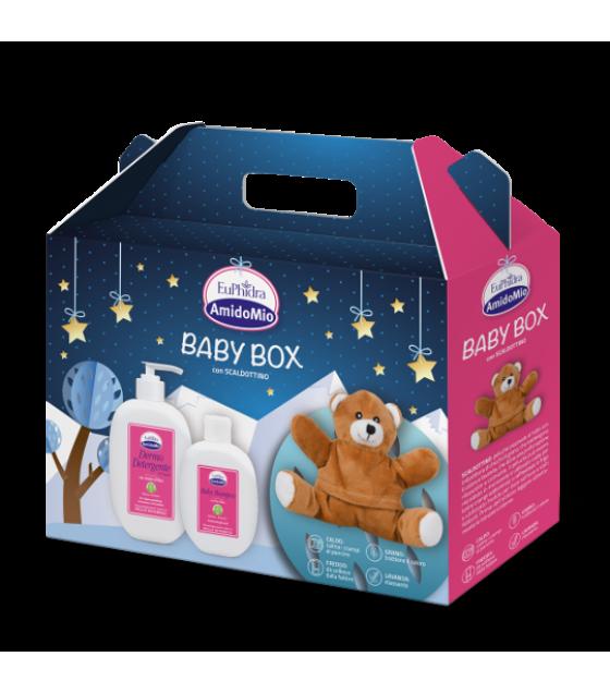 Euphidra Amido Baby Box+scaldottino