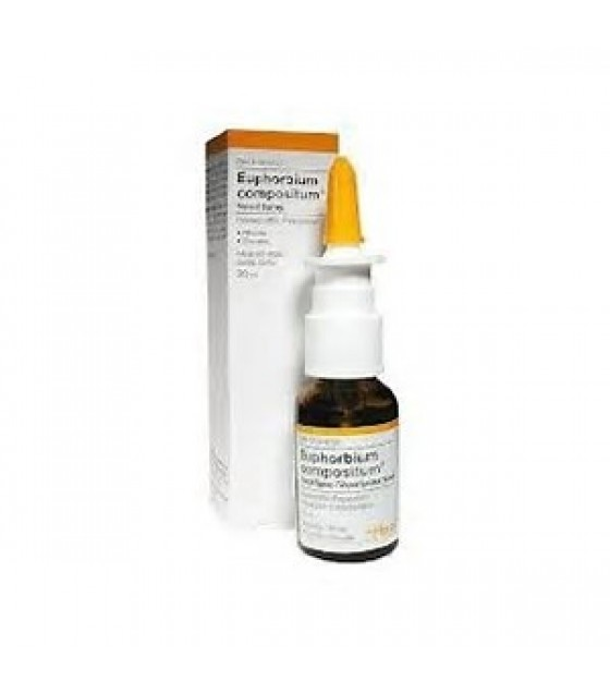 Euphorbium Comp Spray Nasale 20ml