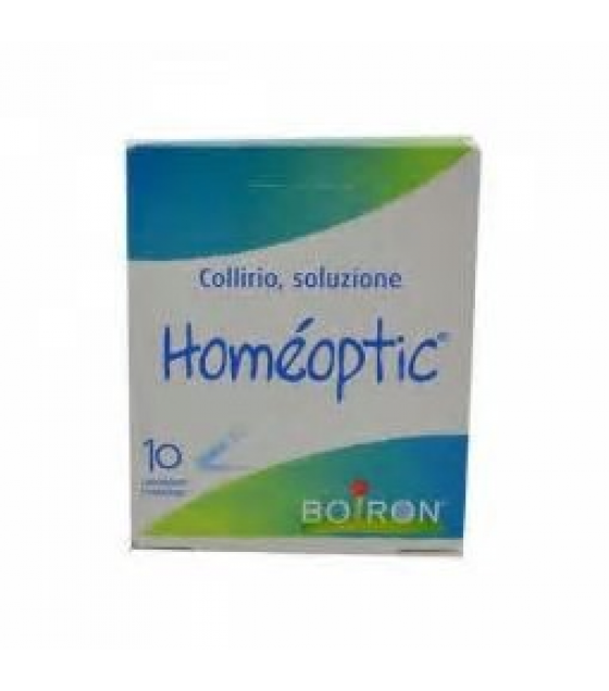 Boiron Homeoptic Collirio Monodose 10f 0,4ml