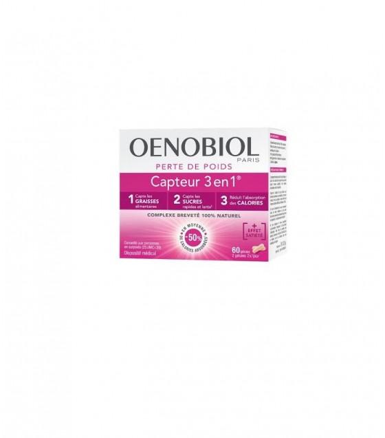 Oenobiol Capture 3in1 60cps