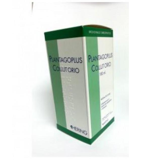 Hering Plantagoplus Colluttorio 180ml