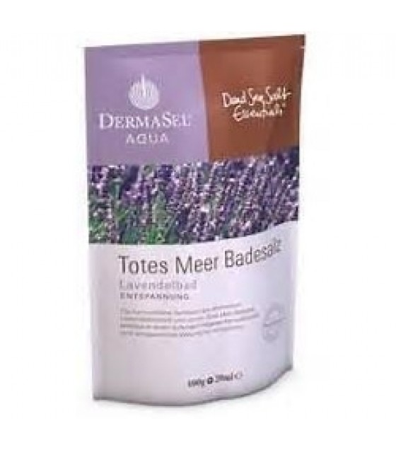 DERMASEL SALE MAR MORTO LAVANDA