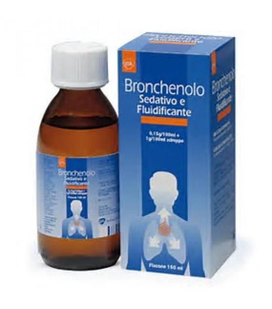 Bronchenolo Sedativo Fluidificante*scir150ml