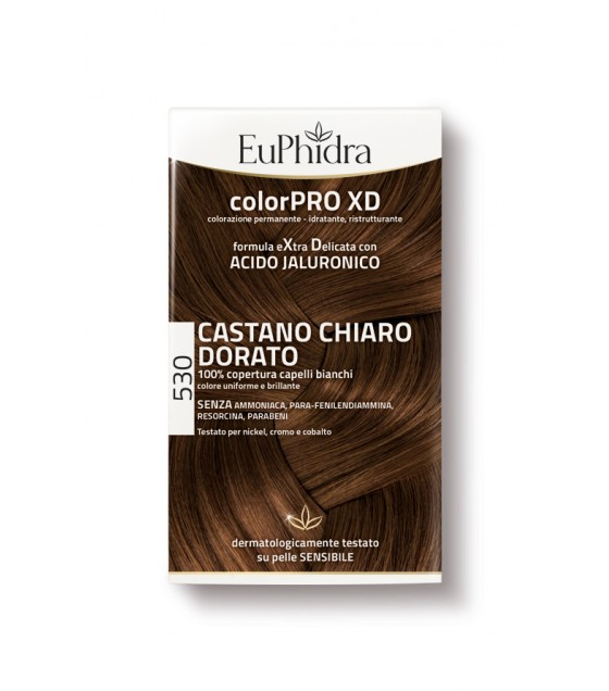 Euphidra Colorpro Xd 530 Castano chiaro Dorato
