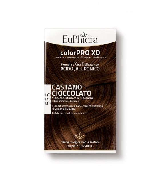 Euphidra Colorpro Xd 535 Castano Cioccolato