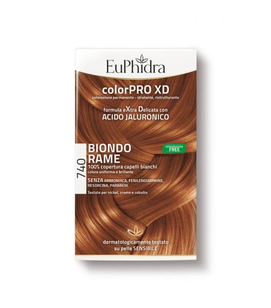 Euphidra Colorpro Xd 740 Biondo Rame