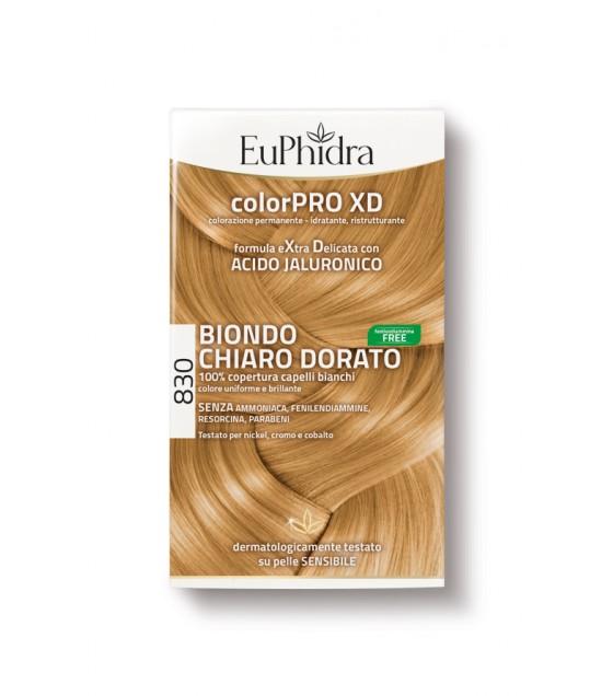 Euphidra Colorpro Xd 830 Biondo chiaro Dorato