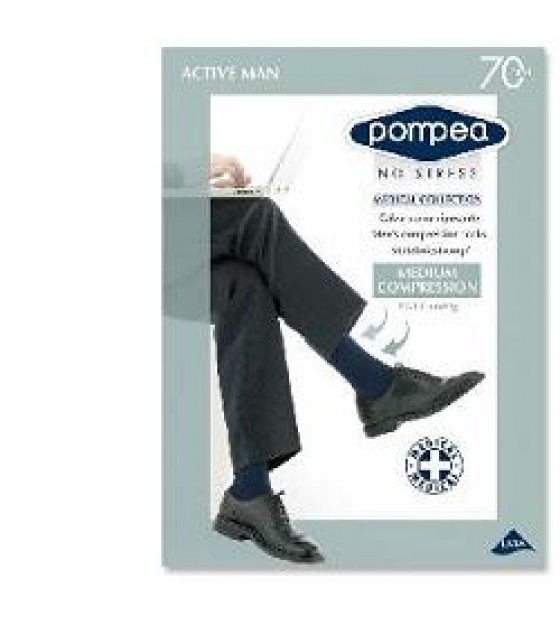 POMPEA GAMBALETTO ACTIVE MAN NERO 3