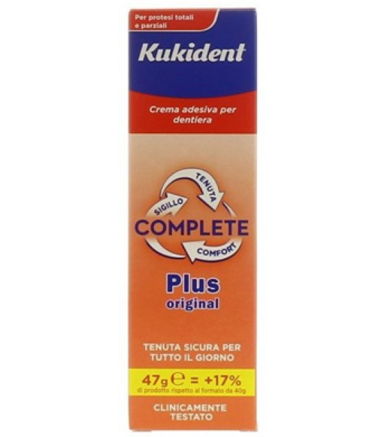 KUKIDENT PLUS COMPL CREMA 47G
