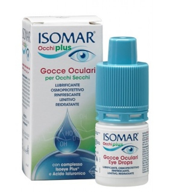 ISOMAR OCCHI PLUS 10ML