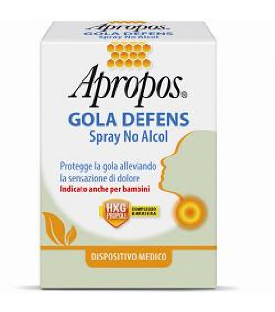 APROPOS GOLA DEFENS S/ALC 20ML