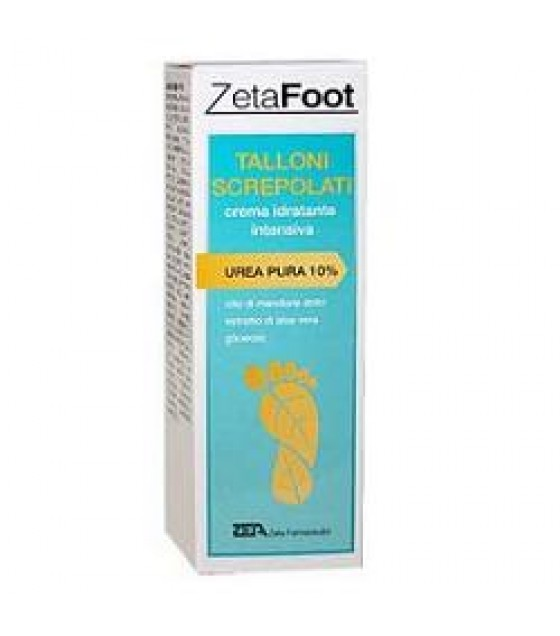ZETAFOOT TALLONI SCREPOLATI 50ML