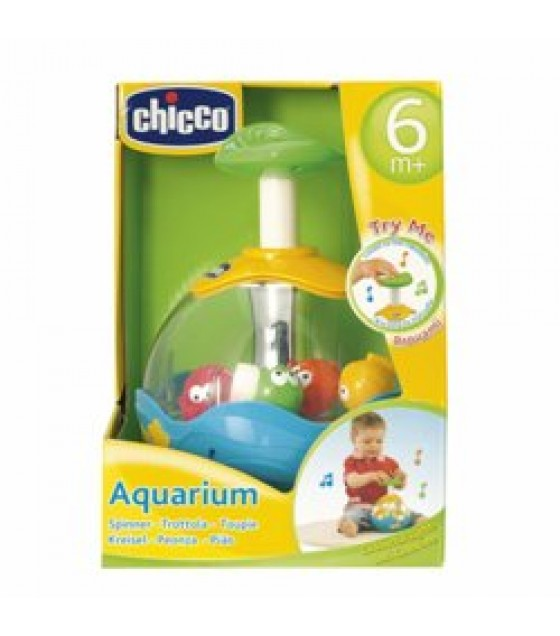 CHICCO GIOCO AQUARIUM SPINNER