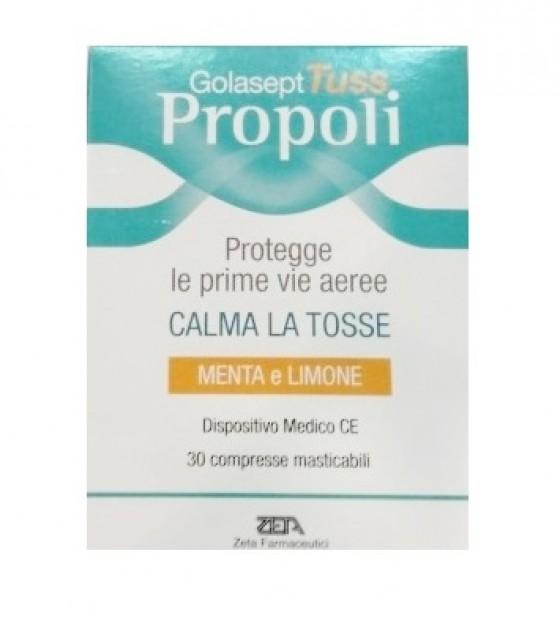 GOLASEPT TUSS PROP 30CPR MASTI