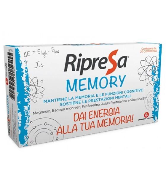 RIPRESA MEMORY 20CPR