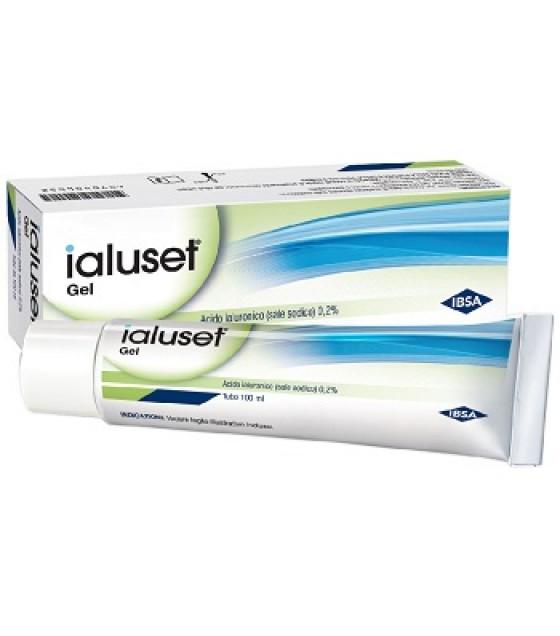 IALUSET GEL 0,2% 100ML