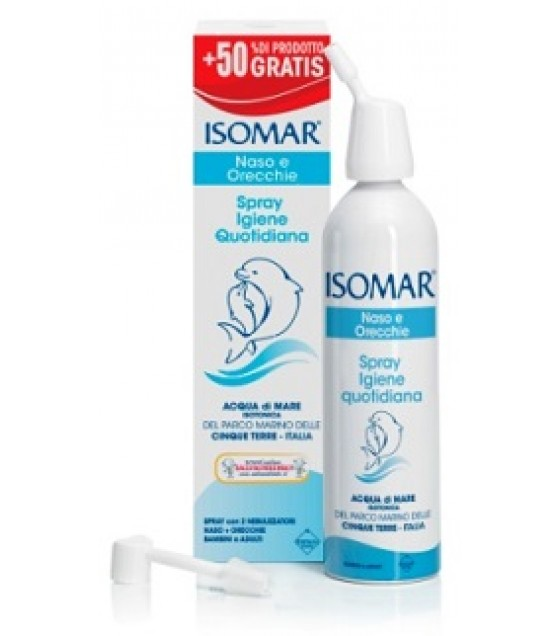 Isomar Naso Spray Ig Quot150ml