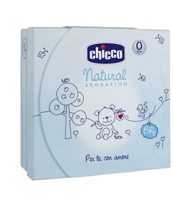 CHICCO COSM NAT SENS COFANETTO SMALL A