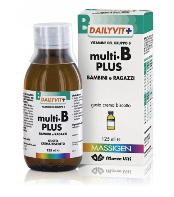 Massigen Multib Plus Scir125ml