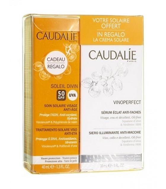 CAUDALIE Coffret Serum Vinoperf+sol 50