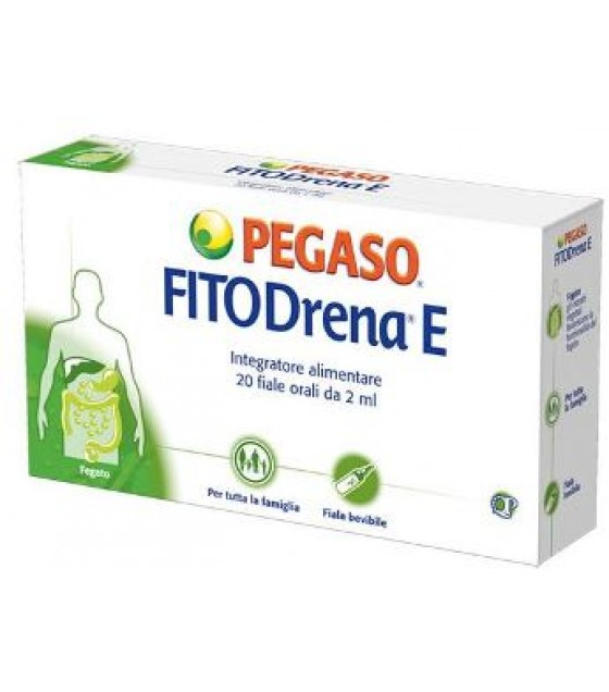 Fitodrena E 20f 2ml