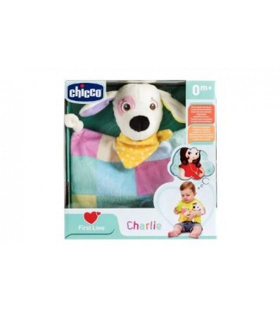 Chicco Gioco First Love Charlie copertina cagnolino