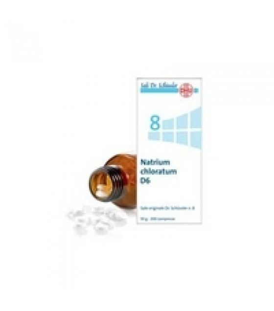 Natrium Chloratum 8schuss 6dh 50g
