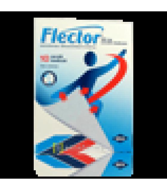 Flector*10cerotti Medicati 180mg