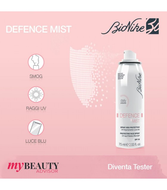 Bionike Defence Mist Spray Viso Protettivo 75ml