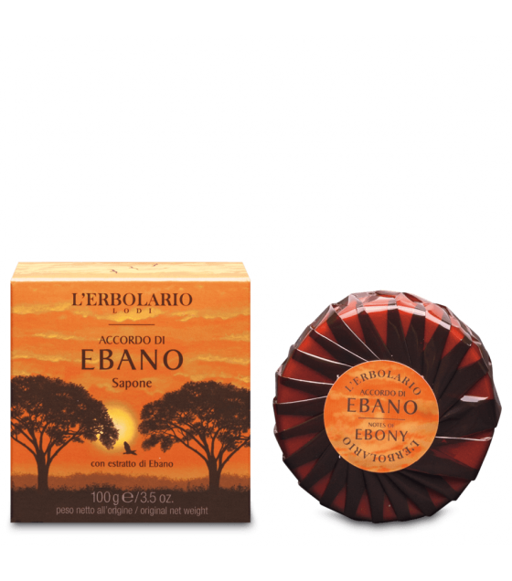 Accordo Ebano Sapone 100g