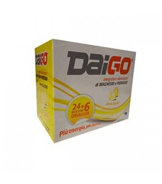 DAIGO MG/K LIMONE 30 BUST 240G