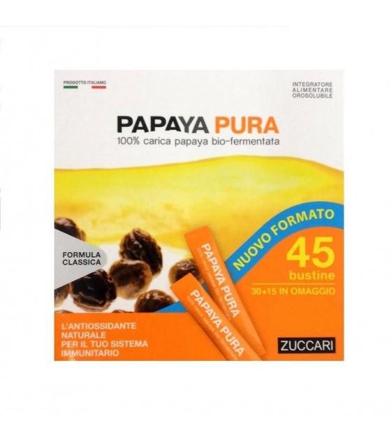 ZUCCARI Papaya Pura 45 Stick Pack