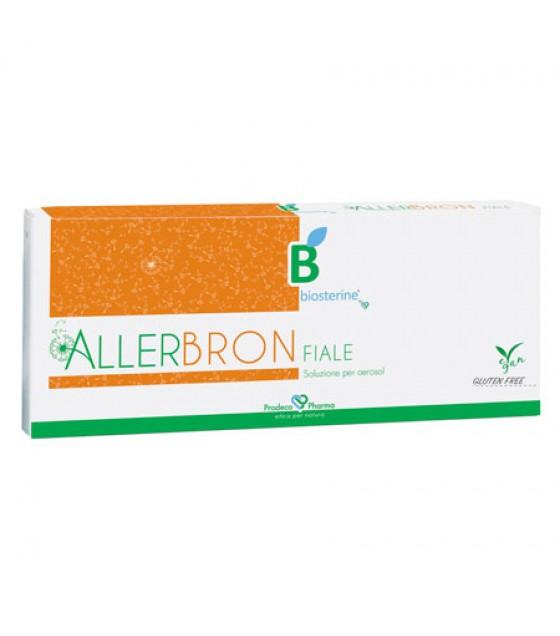 ALLERBRON BIOSTERINE 10F 5ML
