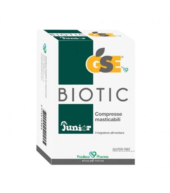 Gse Biotic Junior 24cpr