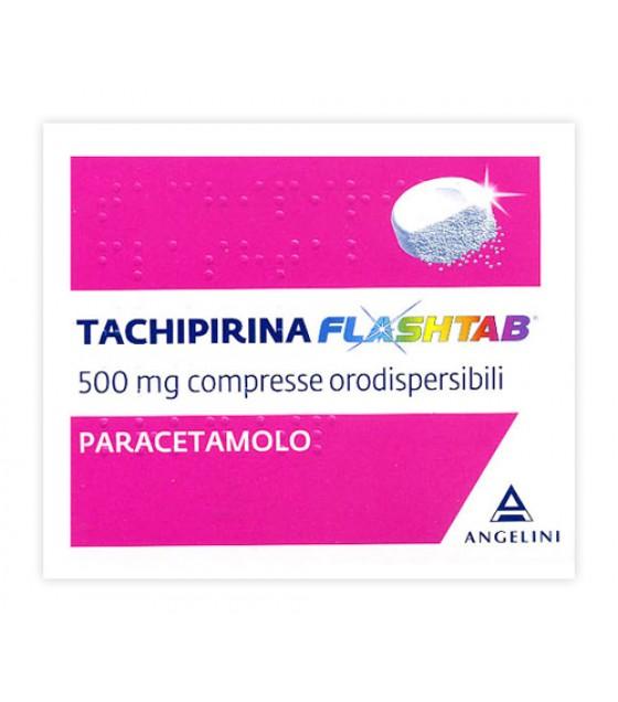 Tachipirina Flashtab*16cpr 500 mg