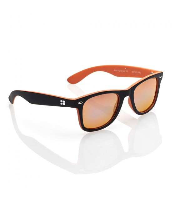 OCCHIALI DA SOLE Beat 7200 Black/orange Polar