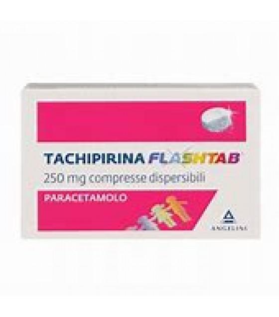Tachipirina Flashtab*12cpr 250 mg