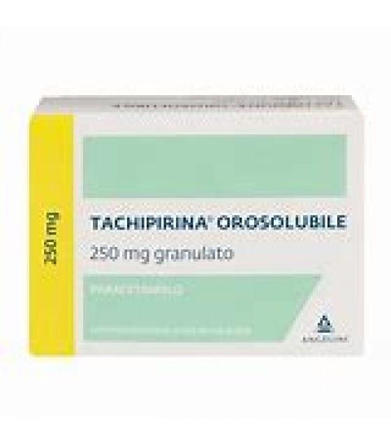 Tachipirina Orosol*10bs 250mg