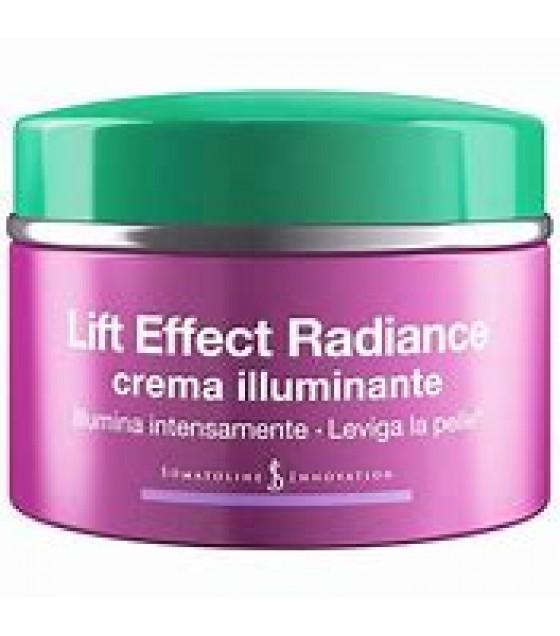 Somatoline antiage lift effect radiance crema illuminante spf 10 30ml