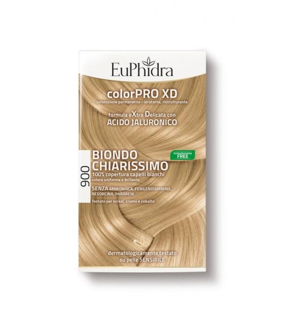 Euphidra Colorpro Xd 900 Biondo Chiarissimo