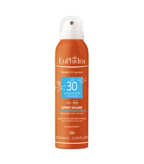 Euphidra Uvsystem Spray Dermopediatrico 30