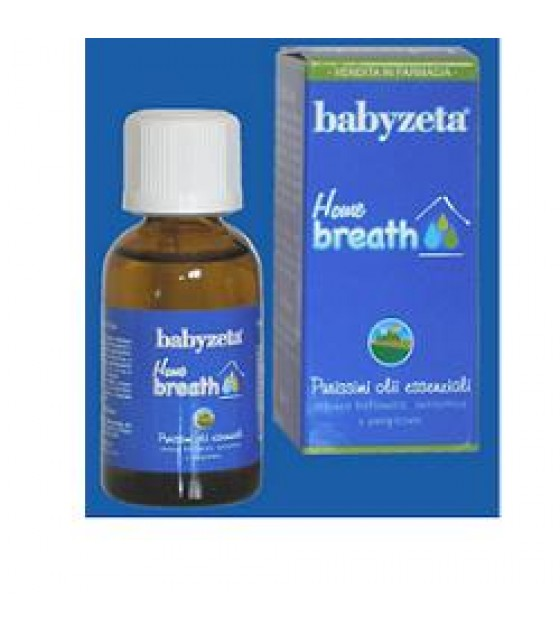 BABYZETA HOME BREATH GTT BALS