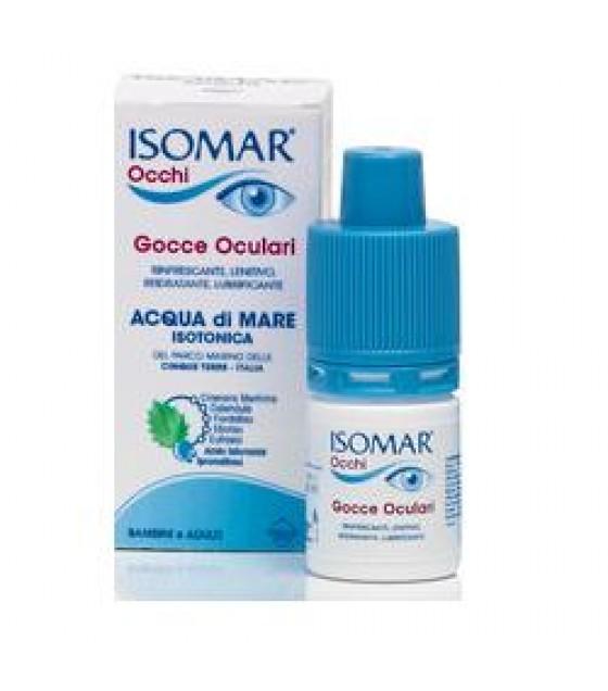 ISOMAR OCCHI MULTIDOSE 10ML
