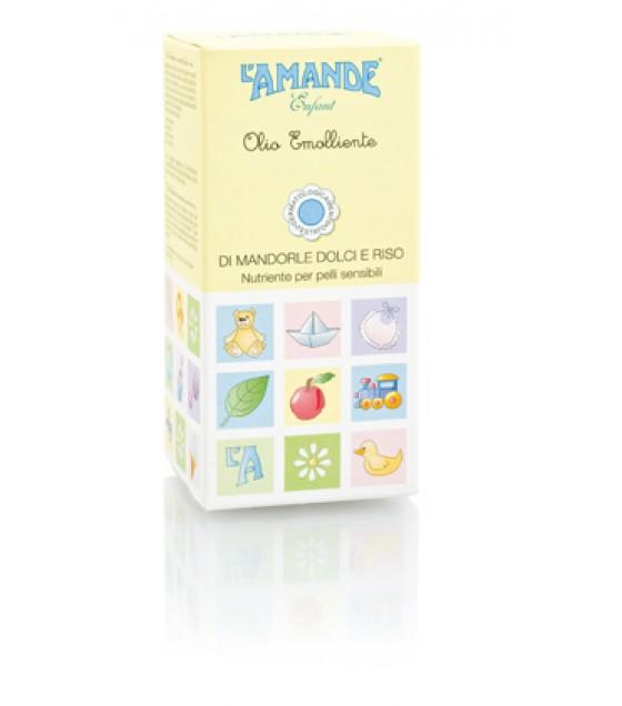 L'AMANDE ENFANT OLIO EMOL150ML